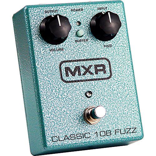 MXR M-173 Classic 108 Fuzz Guitar Effects Pedal-thumbnail