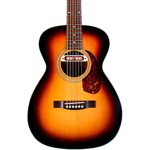 Guild M-240E Troubadour Concert Acoustic-Electric Guitar thumbnail