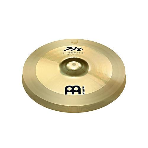 Meinl M-Series Heavy Hi-Hat Cymbal Pair thumbnail