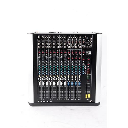Soundcraft M Series Spirit M8 16-Channel Mixer thumbnail
