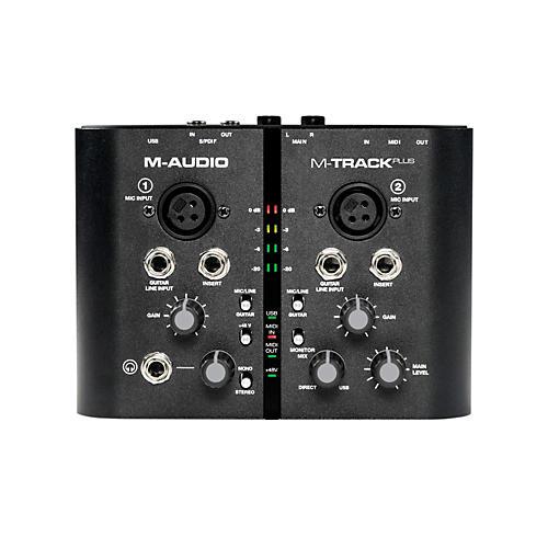 M-Audio M-Track Plus thumbnail