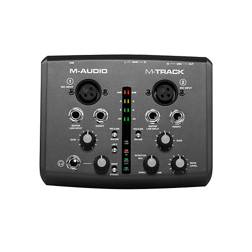 M-Audio M-Track with Ignite thumbnail