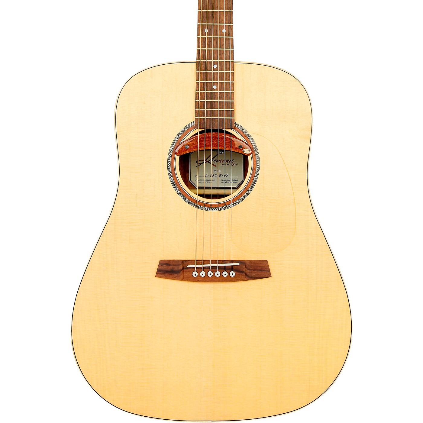 Kremona M10 D-Style Acoustic Guitar thumbnail