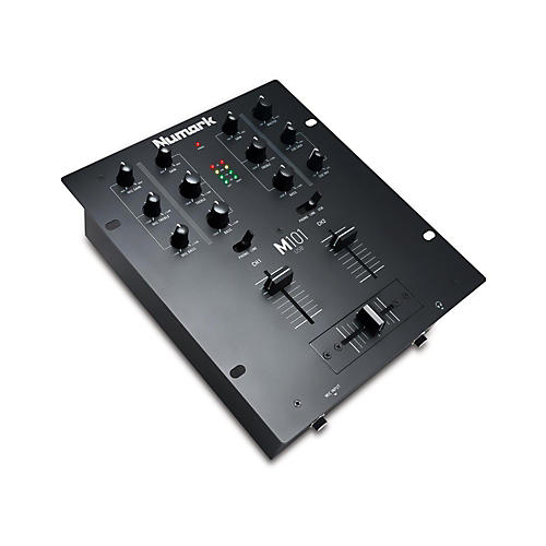 Numark M101 USB 2-Channel DJ Mixer thumbnail