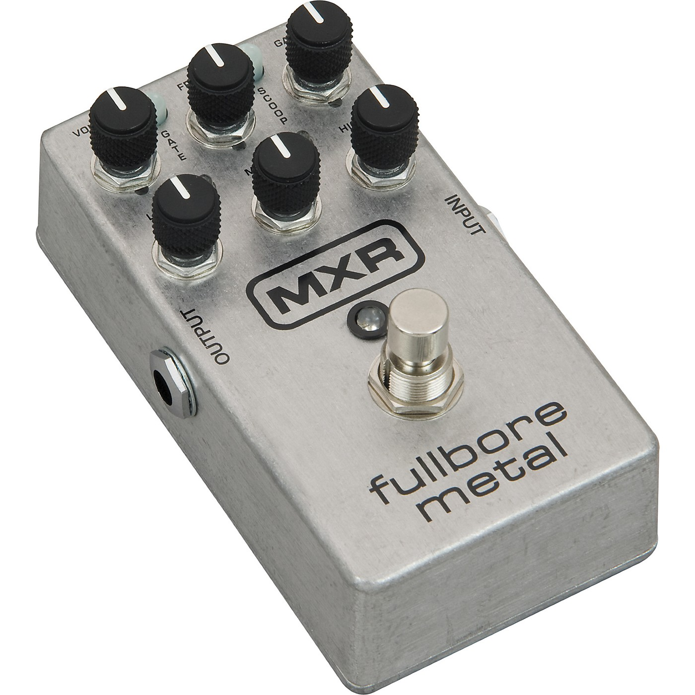 MXR M116 Fullbore Metal Distortion Guitar Effects Pedal thumbnail