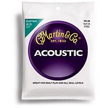 Martin M130 Silk and Steel Custom Acoustic Guitar Strings