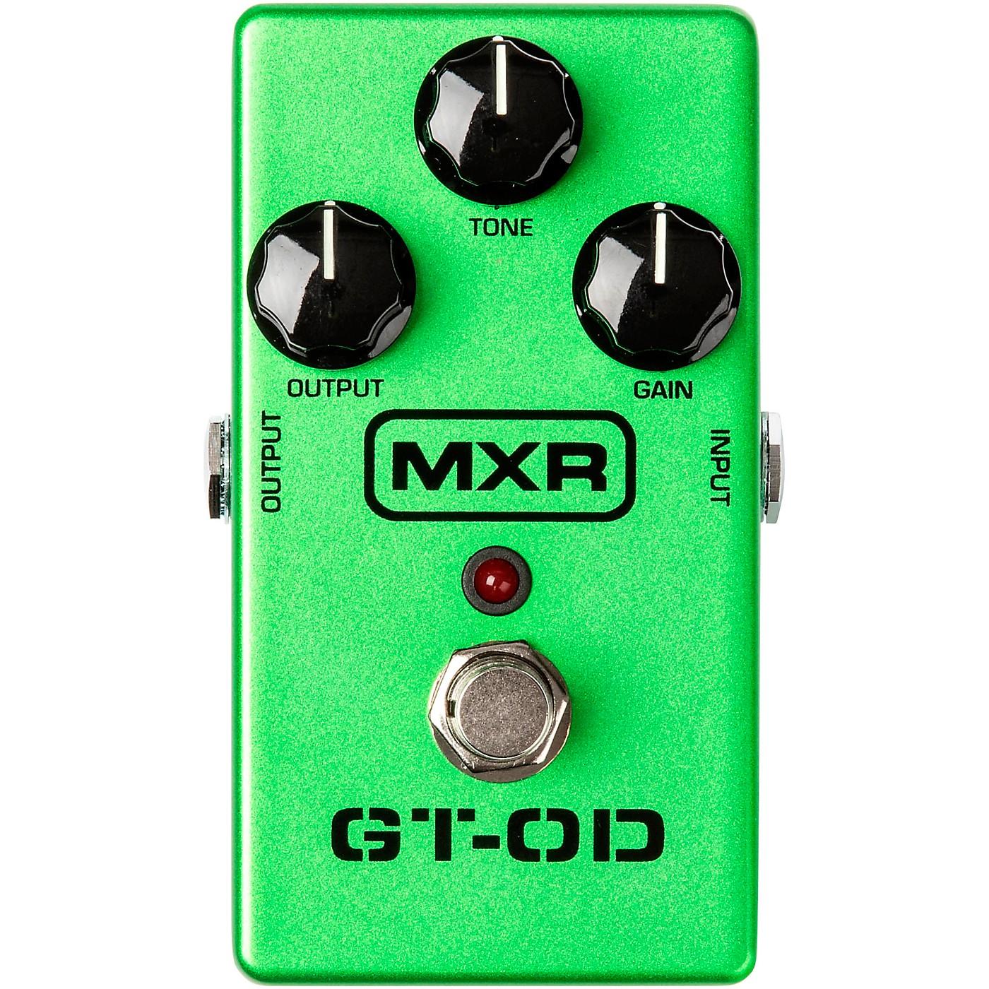 MXR M193 GT-OD Overdrive Effects Pedal thumbnail