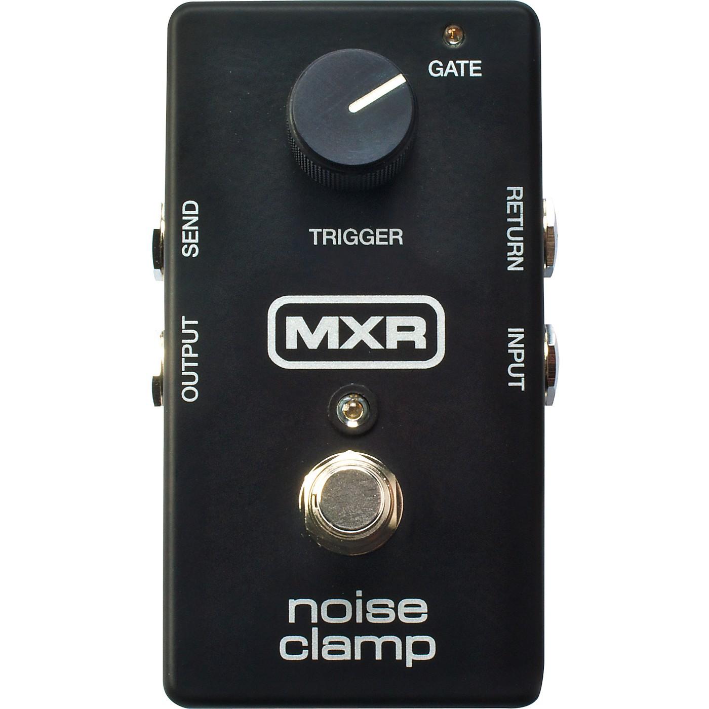 MXR M195 Noise Clamp Noise Reduction Guitar Effects Pedal thumbnail