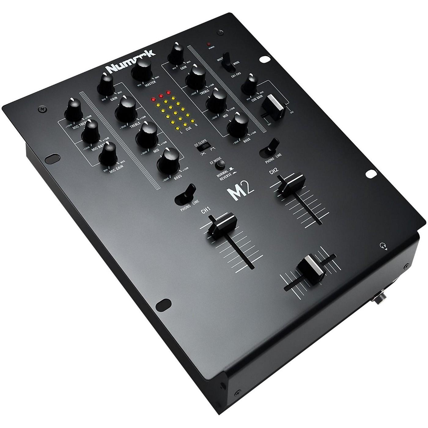 Numark M2 2-Channel Scratch Mixer thumbnail