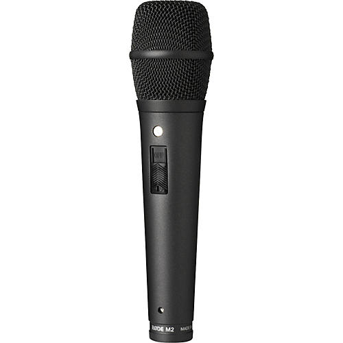 Rode Microphones M2 Handheld Condenser Microphone thumbnail