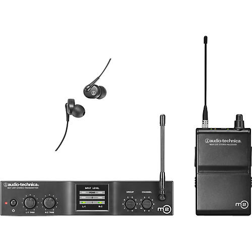 Audio-Technica M2 In-Ear Wireless Monitor System thumbnail