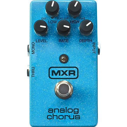 MXR M234 Analog Chorus Guitar Effects Pedal thumbnail