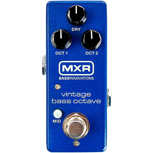 MXR M280 Vintage Bass Octave Mini Effects Pedal thumbnail