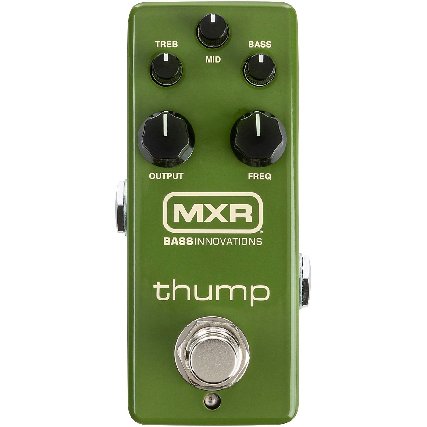 MXR M281 Thump Bass Preamp Pedal thumbnail
