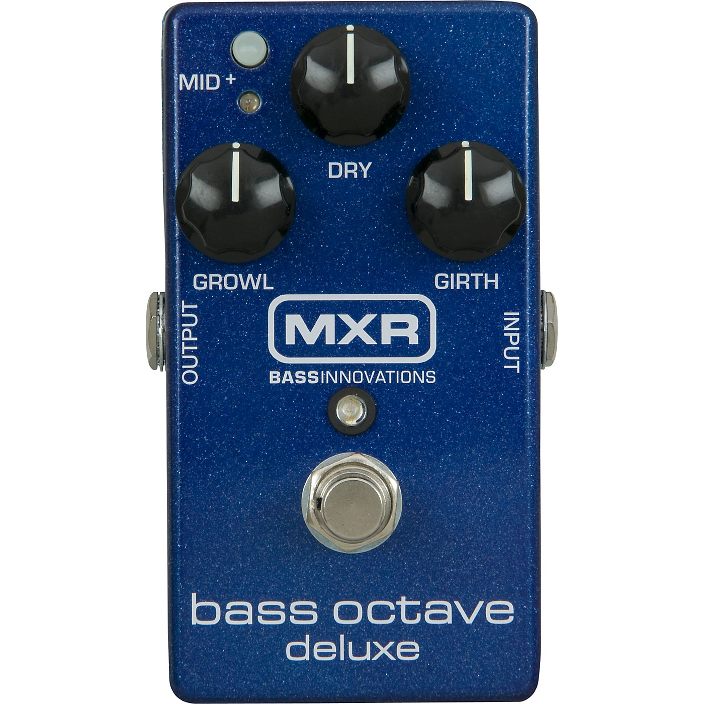 MXR M288 Bass Octave Deluxe Effects Pedal thumbnail