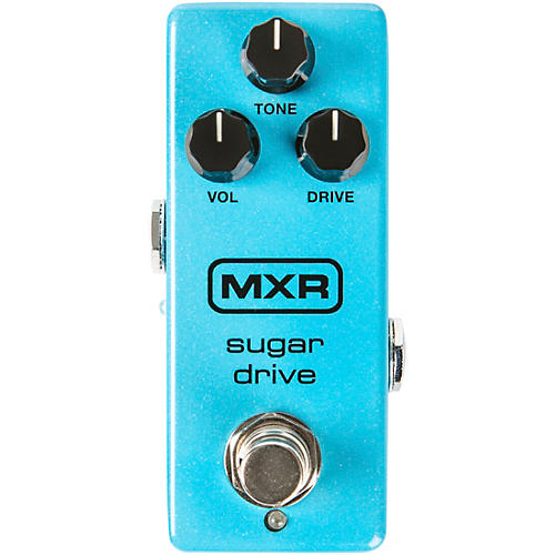MXR M294 Sugar Drive Mini Effects Pedal thumbnail