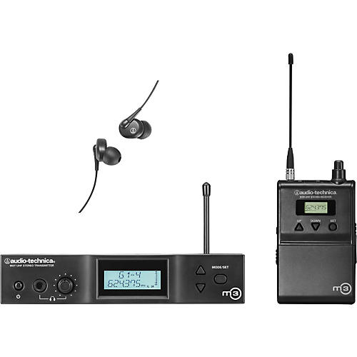 Audio-Technica M3 In-Ear Wireless System thumbnail