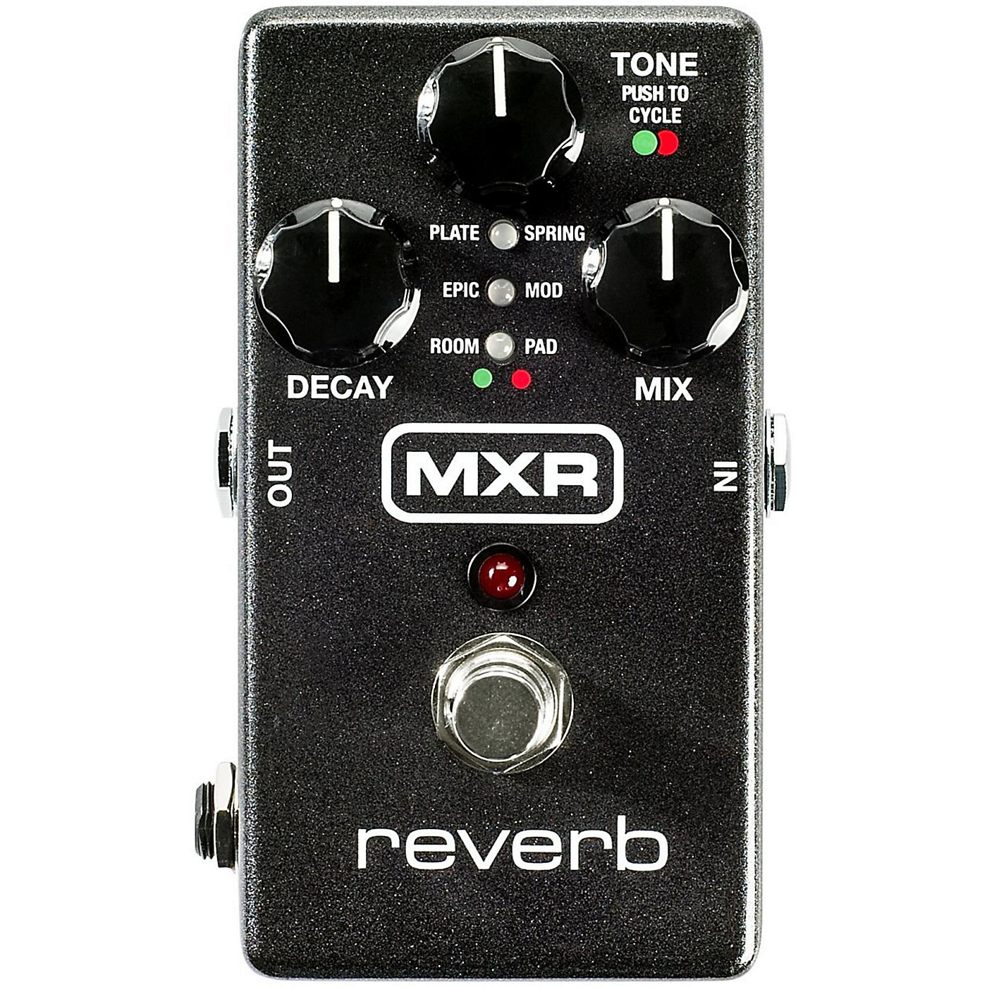 MXR M300 Digital Reverb Guitar Effects Pedal thumbnail