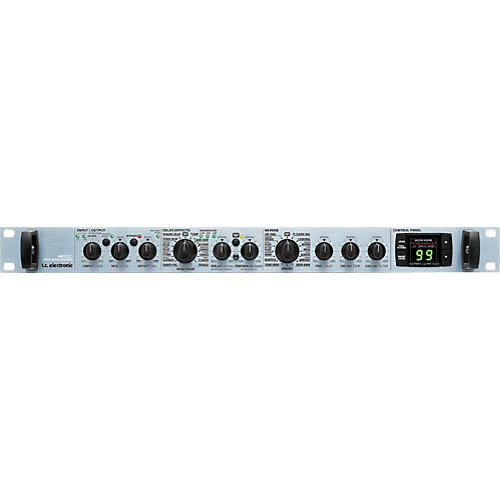 TC Electronic M350 Reverb and Effects Processor thumbnail