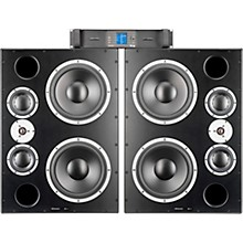 "Dynaudio Acoustics M3VE 12"" 3-Way Monitors with PLM 12K44 4-Channel Amplifier"