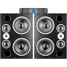 "Dynaudio Acoustics M3XE 12"" 3-Way Monitors with PLM 12K44 4-Channel Amplifier"