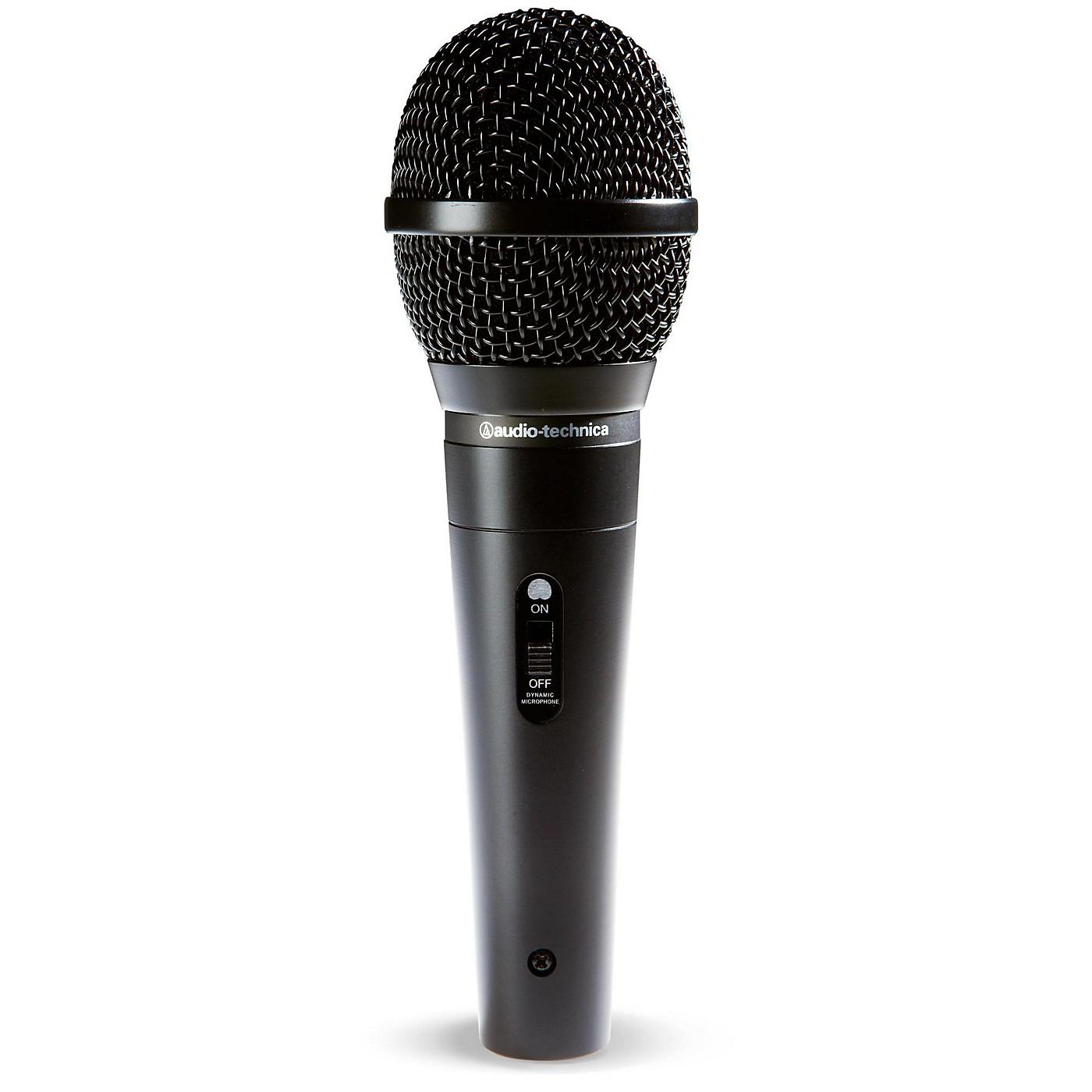Audio-Technica M4000S Handheld Dynamic Microphone thumbnail