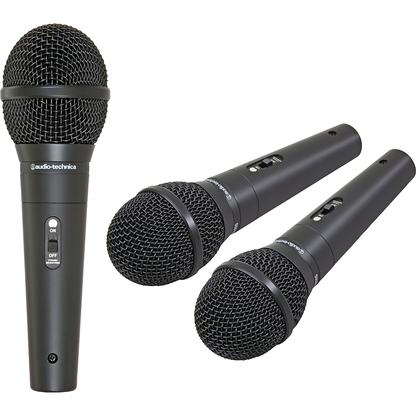 Audio-Technica M4000S Microphone 3-Pack thumbnail