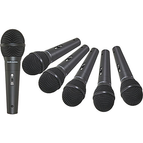 Audio-Technica M4000S Microphone 6-Pack thumbnail