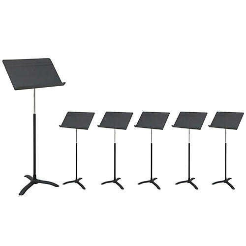 Manhasset M48 Carton of 6 Music Stands thumbnail