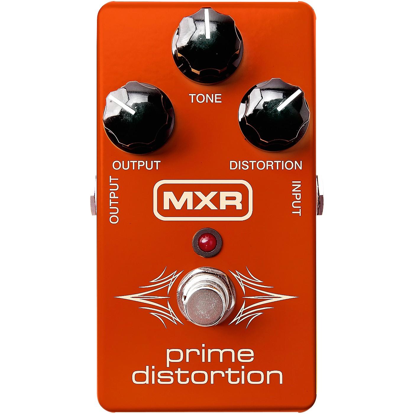MXR M69 Prime Distortion Guitar Effects Pedal thumbnail