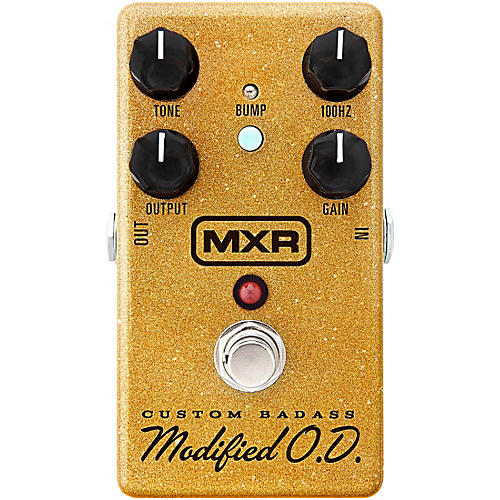 MXR M77SE Special Edition Badass Overdrive Effects Pedal thumbnail