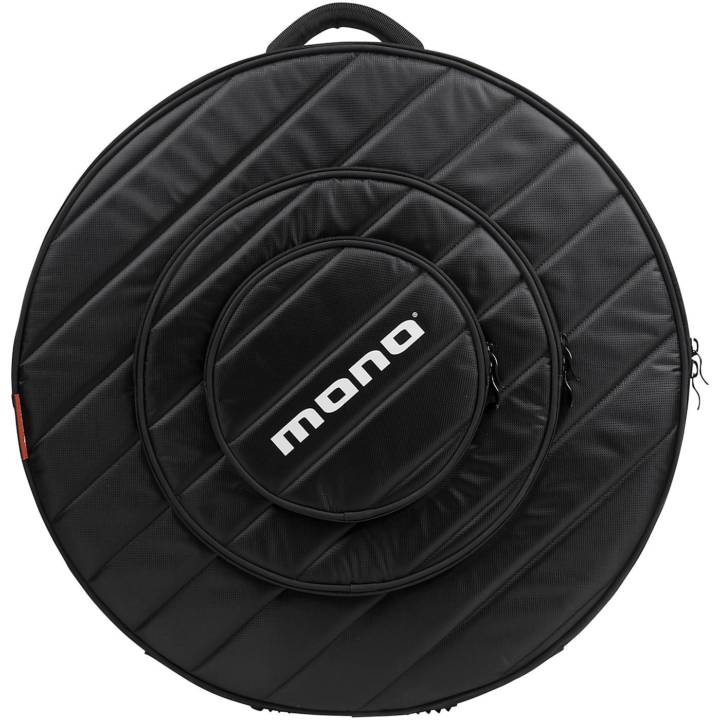 MONO M80 24 in. Cymbal Case Black thumbnail