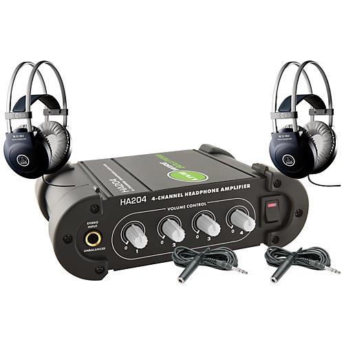 AKG M80 MKII Headphone Amp Package thumbnail
