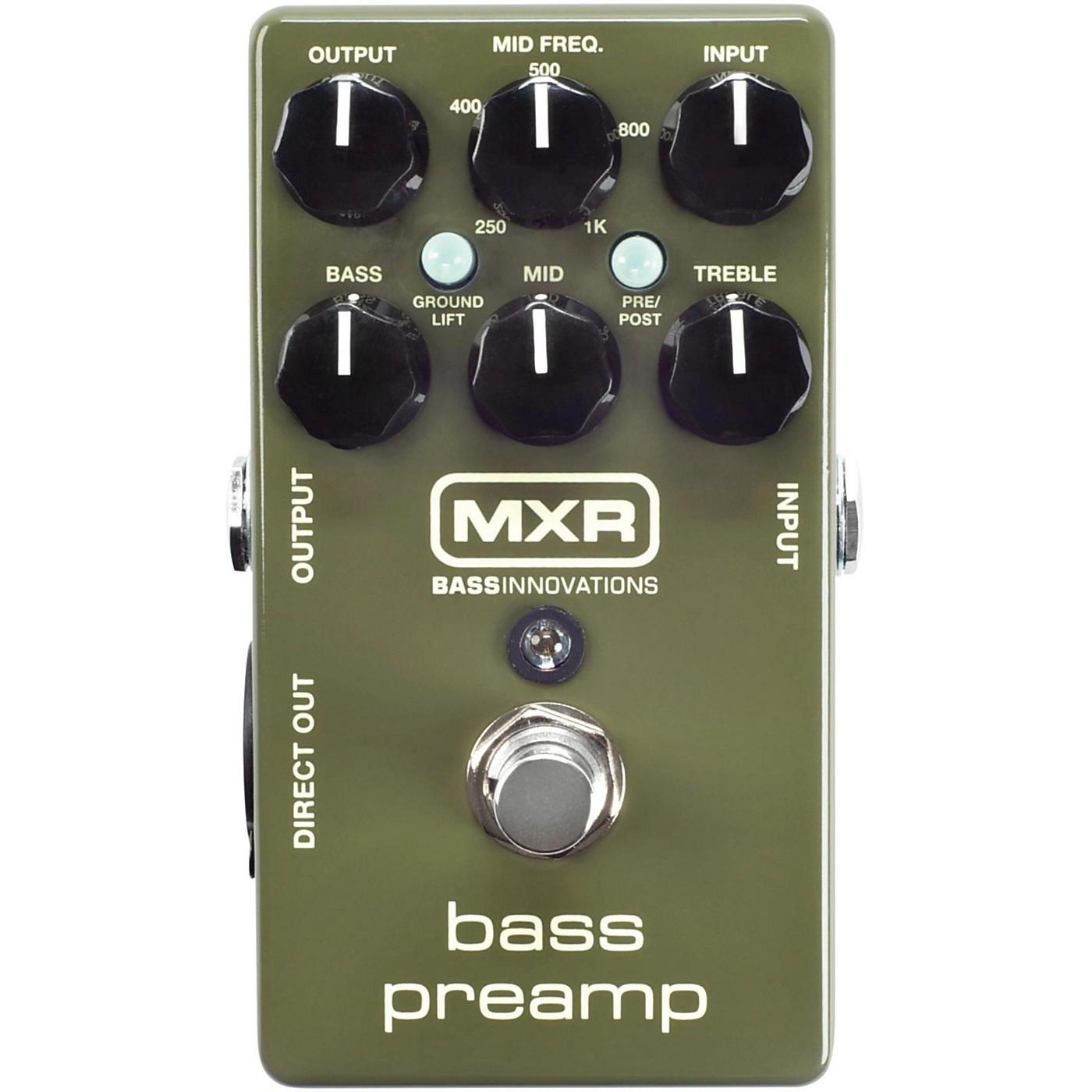 MXR M81 Bass Preamp thumbnail