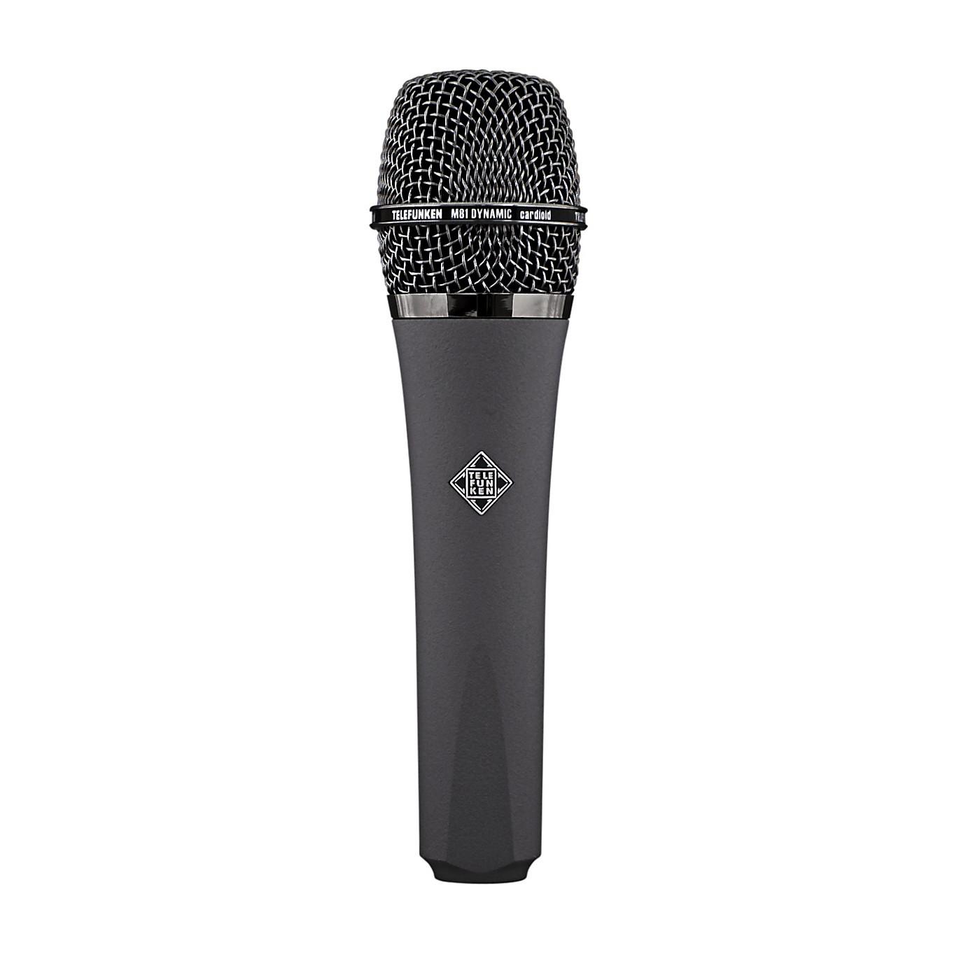 Telefunken M81 Universal Dynamic Microphone thumbnail