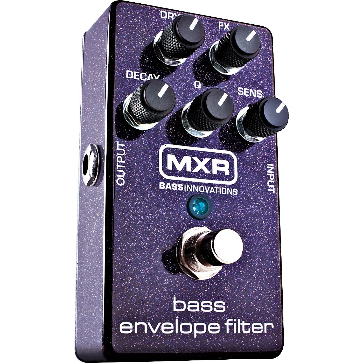 MXR M82 Bass Envelope Filter Effects Pedal thumbnail