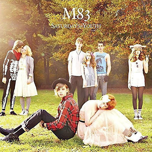 Alliance M83 - Saturday = Youth thumbnail