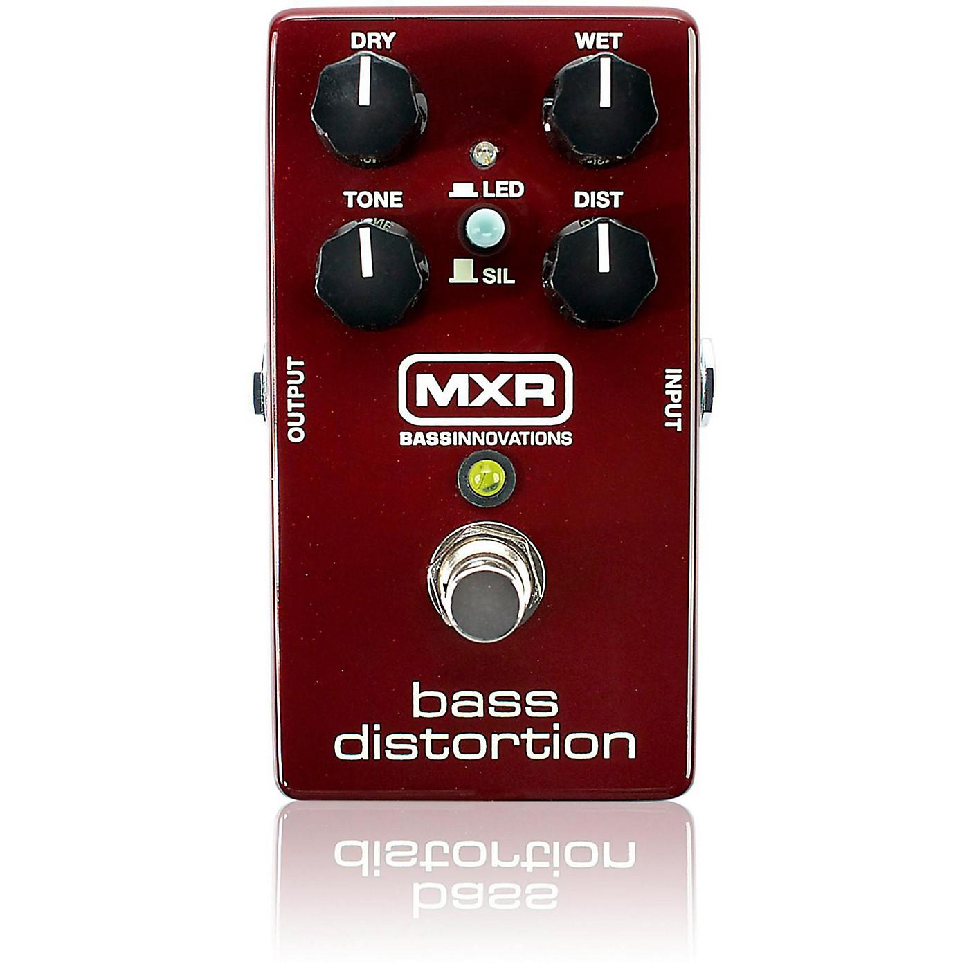 MXR M85 Bass Distortion Effects Pedal thumbnail