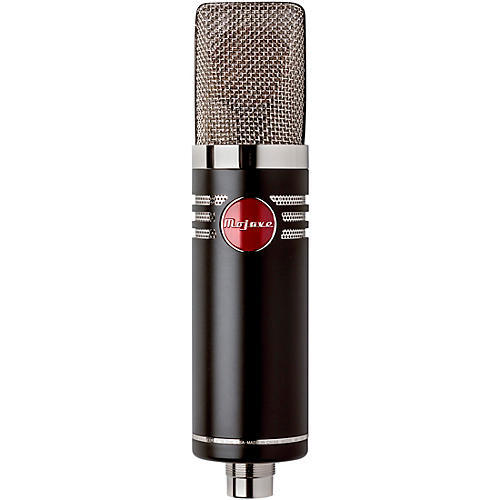 Mojave Audio MA-1000 Large Diaphragm Tube Condenser Microphone thumbnail
