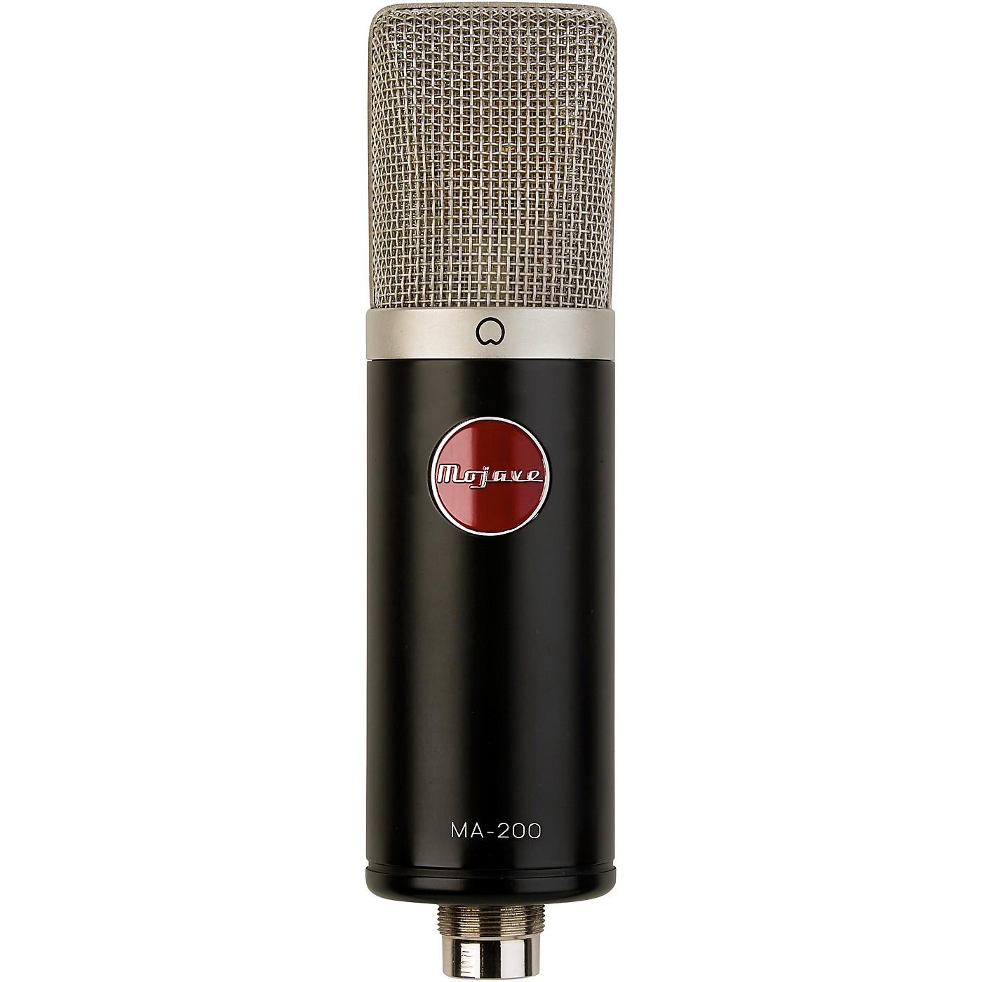 Mojave Audio MA-200 Large Diaphragm Tube Condenser Microphone thumbnail