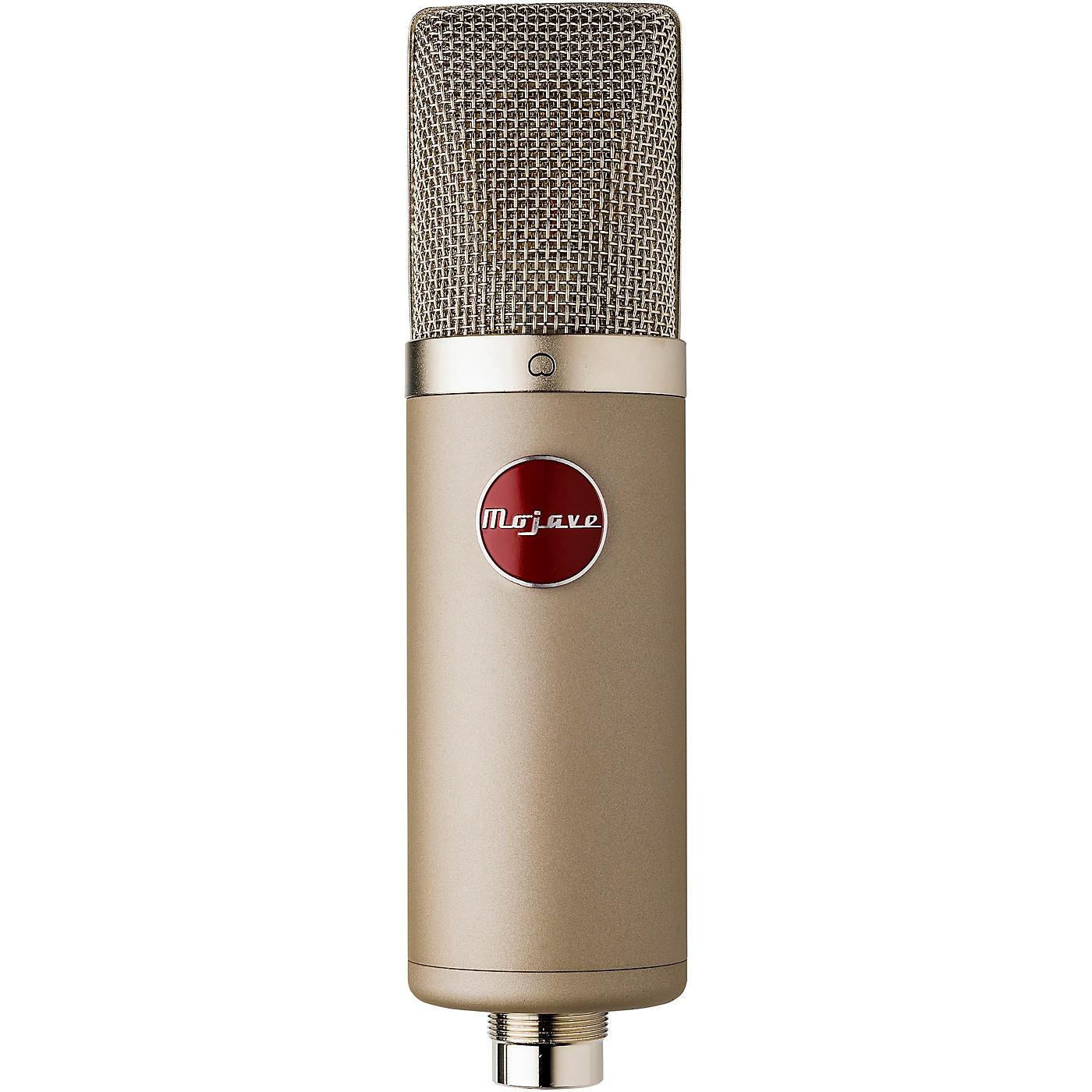 Mojave Audio MA-200SN Large Diaphragm Tube Condenser Microphone - Satin Nickel thumbnail