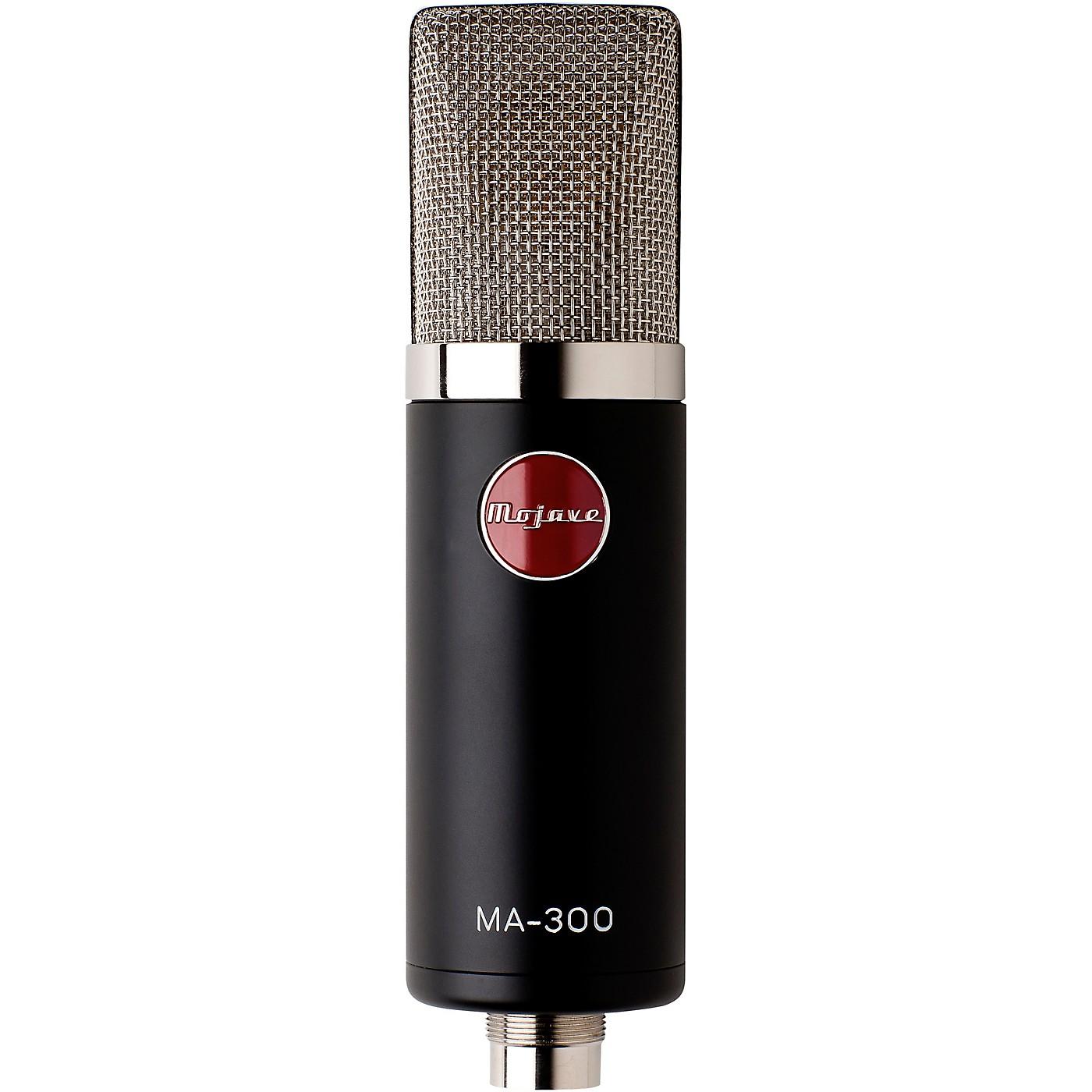 Mojave Audio MA-300 Large-Diaphragm Multi-Pattern Tube Condenser Mic thumbnail