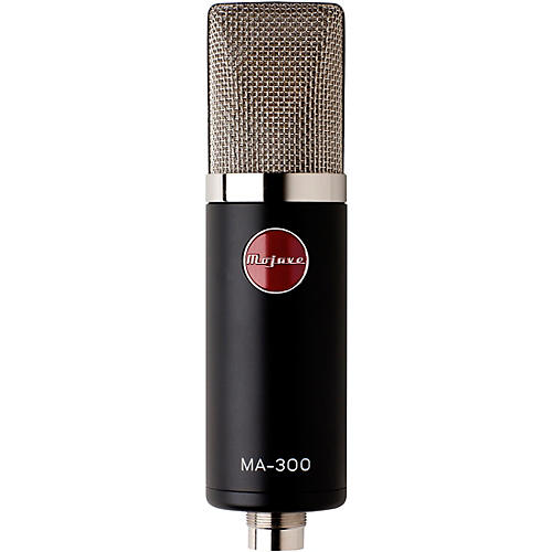 Mojave Audio MA-300 Large-Diaphragm Multi-Pattern Tube Condenser Mic thumbnail