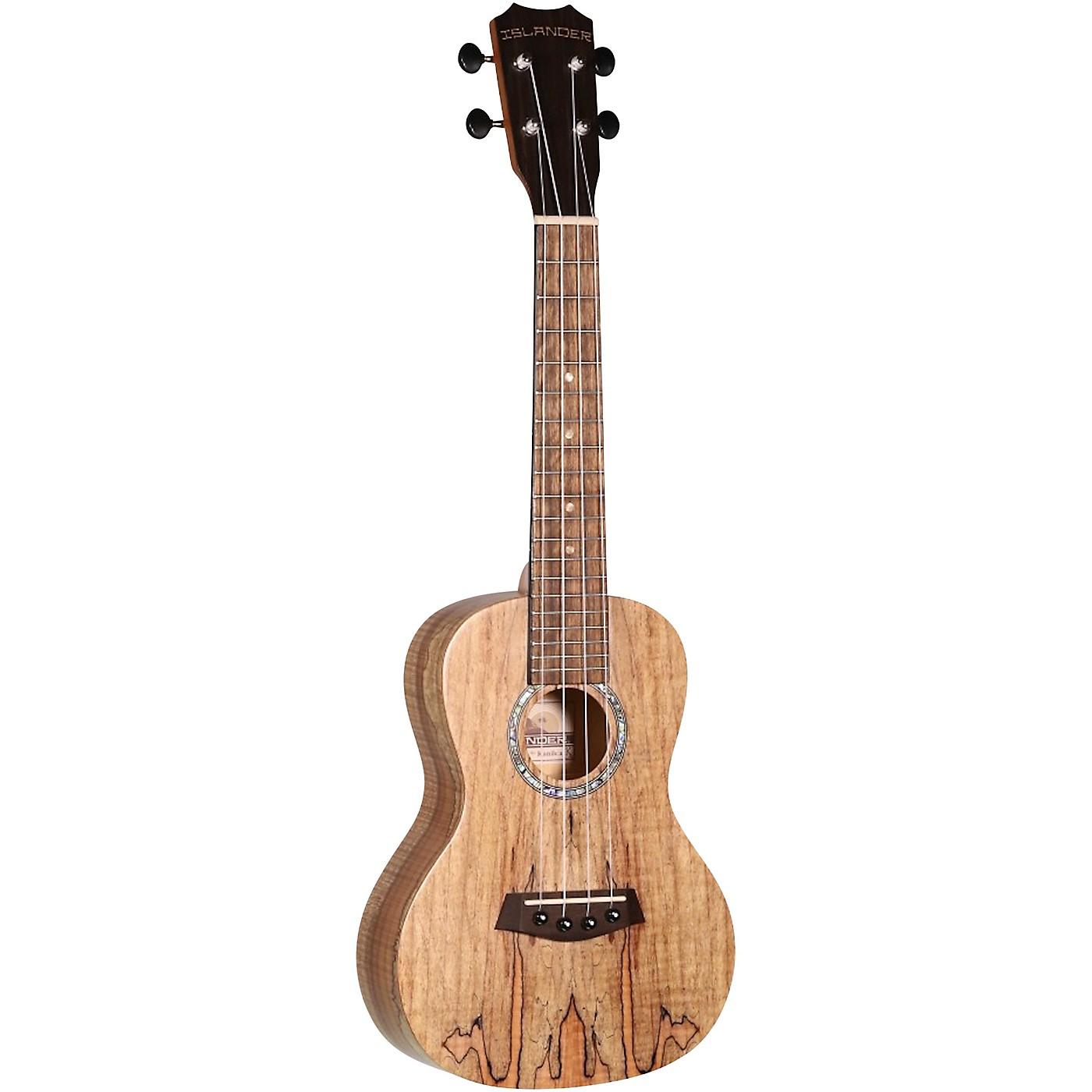 Islander MAC-4 Concert Ukulele thumbnail