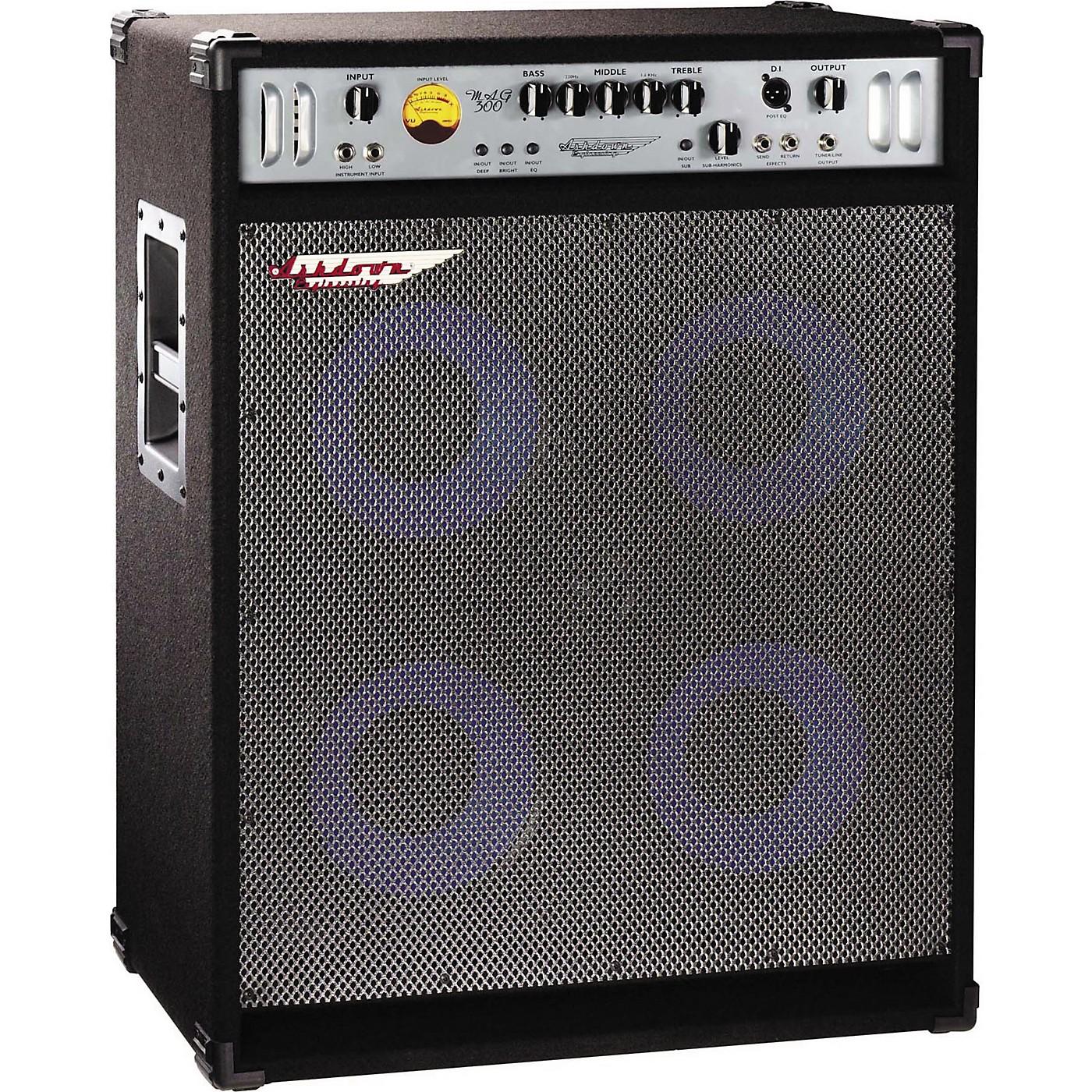 Ashdown MAG C410T-300 EVO II Bass Combo Amp thumbnail