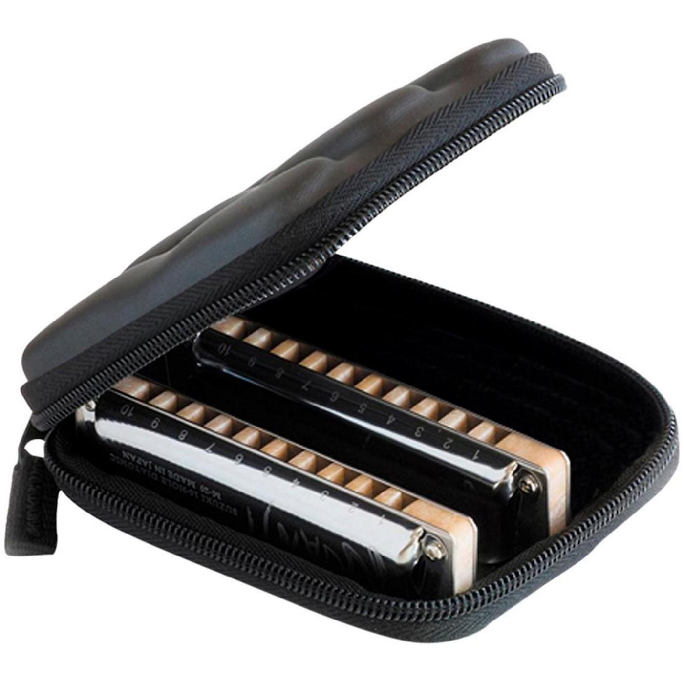Suzuki MANJI 2-Piece Harmonica Set Keys: (LC, LD) thumbnail