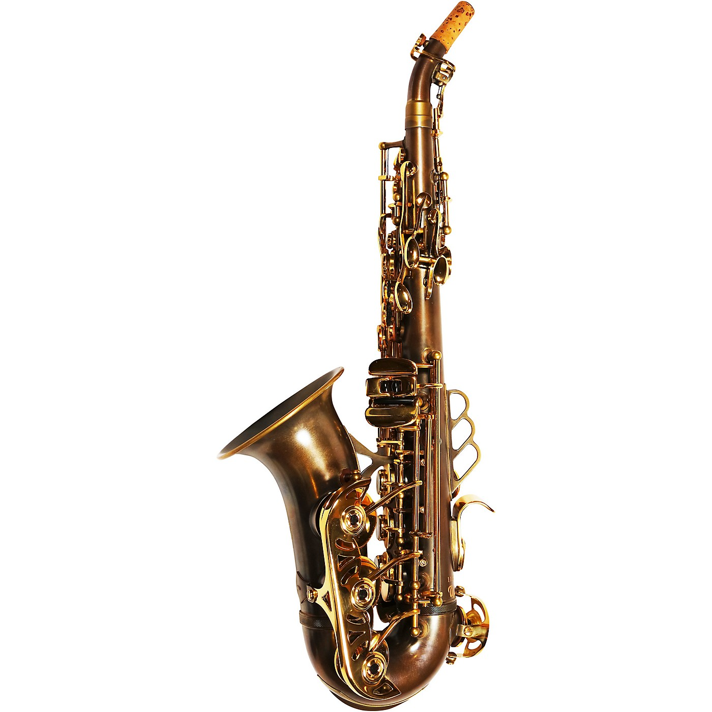 Theo Wanne MANTRA Curved Soprano Saxophone thumbnail