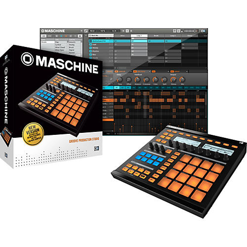 Native Instruments MASCHINE Groove Production Studio-thumbnail