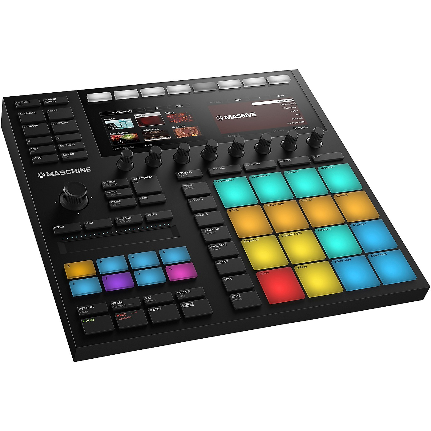 Native Instruments MASCHINE MK3 thumbnail