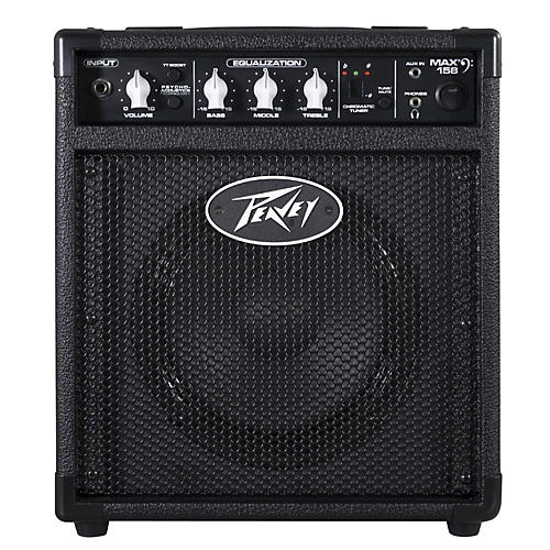 Peavey MAX 158 II 1x8 20W Bass Combo Amp thumbnail